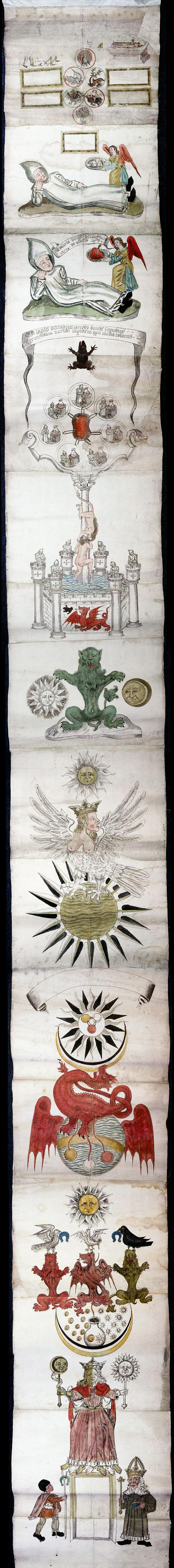MS. Ash. Rolls 53, Bodleian Library